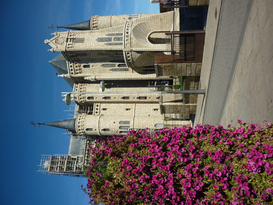 Palazzo Episcopale di Astorga, progettato da Gaudì