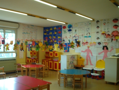 Scuola Infanzia  Istituto Comprensivo Chioggia 3