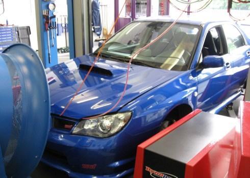 Chip-Racing Subaru STI ECUTEK Cosworth Tuning Dynpack
