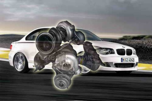 MD528 Turbo for BMW