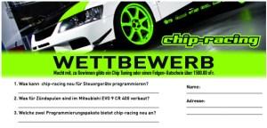 Wettbewerbsfragen Auto Zürich 2010
