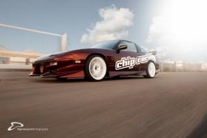 Chip-Racing Nissan CR180SX Nissan 180sx oder 200sx S13