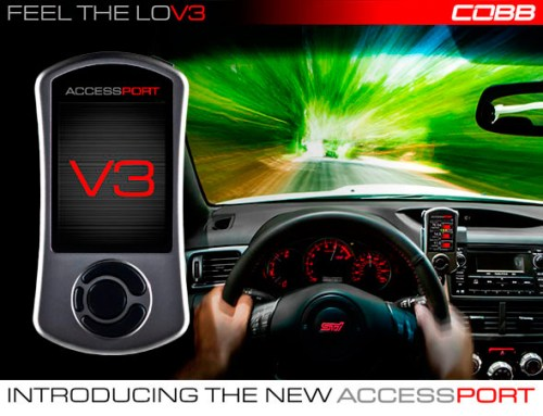 Chip-Racing introducing: Cobb Accessport V3