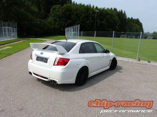 Subaru WRX STI tuning: CRTEK2 vs CRTEK3