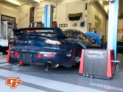 Mazda RX7 FD3S Tuning: CRTEK2