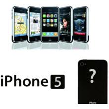 iPhone 5'e şaşırtan tasarım!