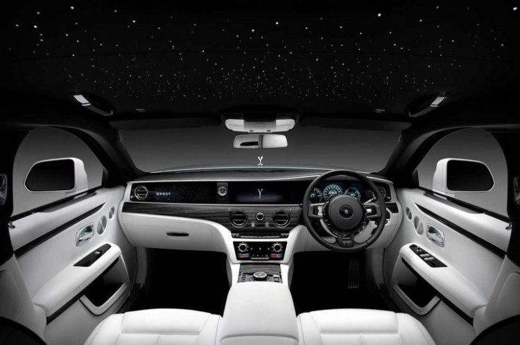 2020090311504749119 Rolls-Royce yeni nesil Ghost'u tanıttı! İşte Rolls-Royce Ghost özellikleri Haberler Teknoloji