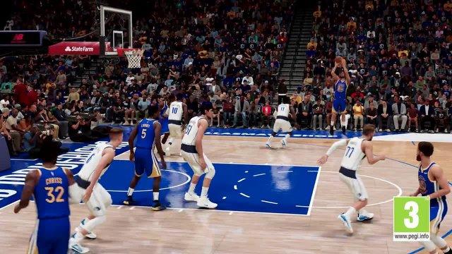 NBA 2K21, Yeni Jenerasyon Konsolların Gücünü Gösterdi 1
