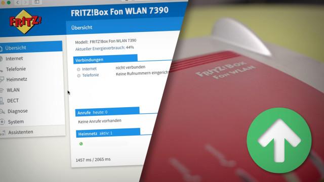 First Fritzbox Is Already Getting It Avm Update Brings New Home Office Feature De24 News Austria
