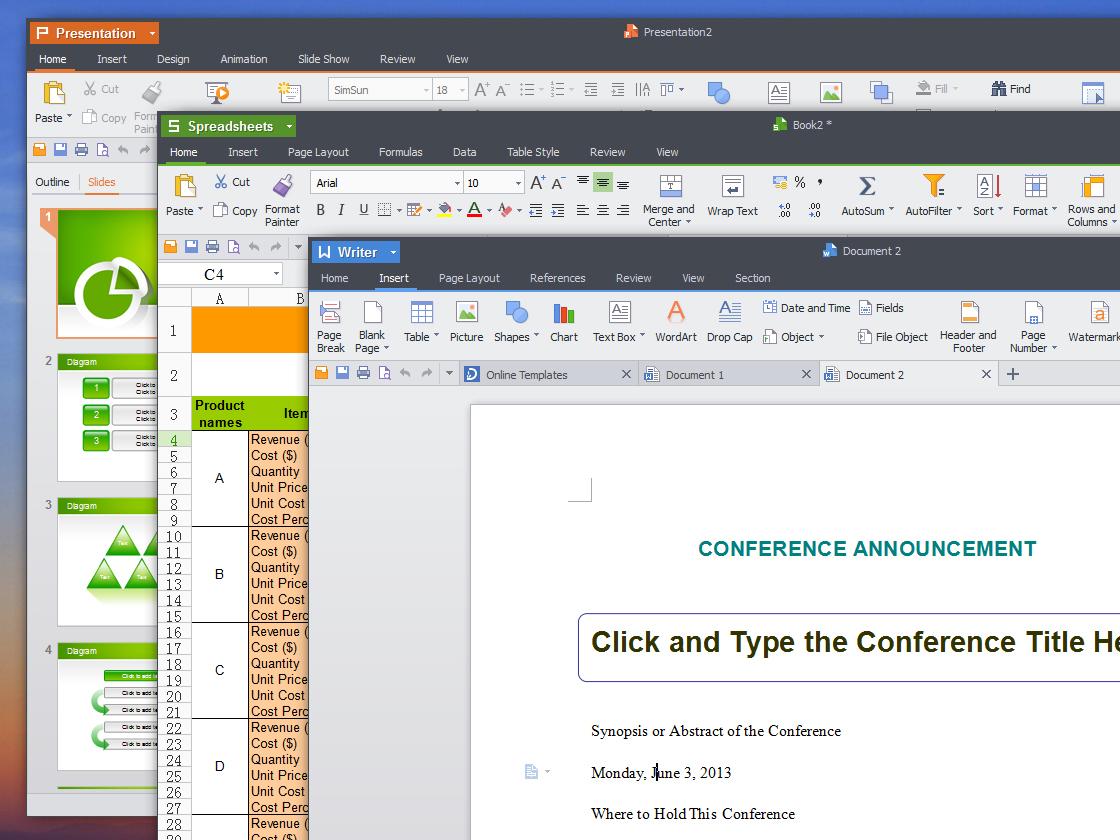 Le migliori alternative gratuite a Microsoft Office