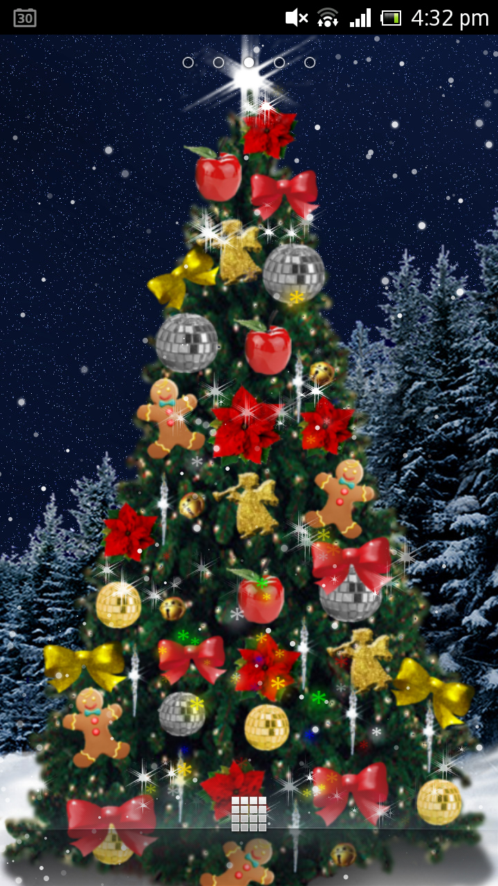 Animated Wallpaper Windows 7 Free Download Christmas Tree Live Wallpaper Android App Download Chip