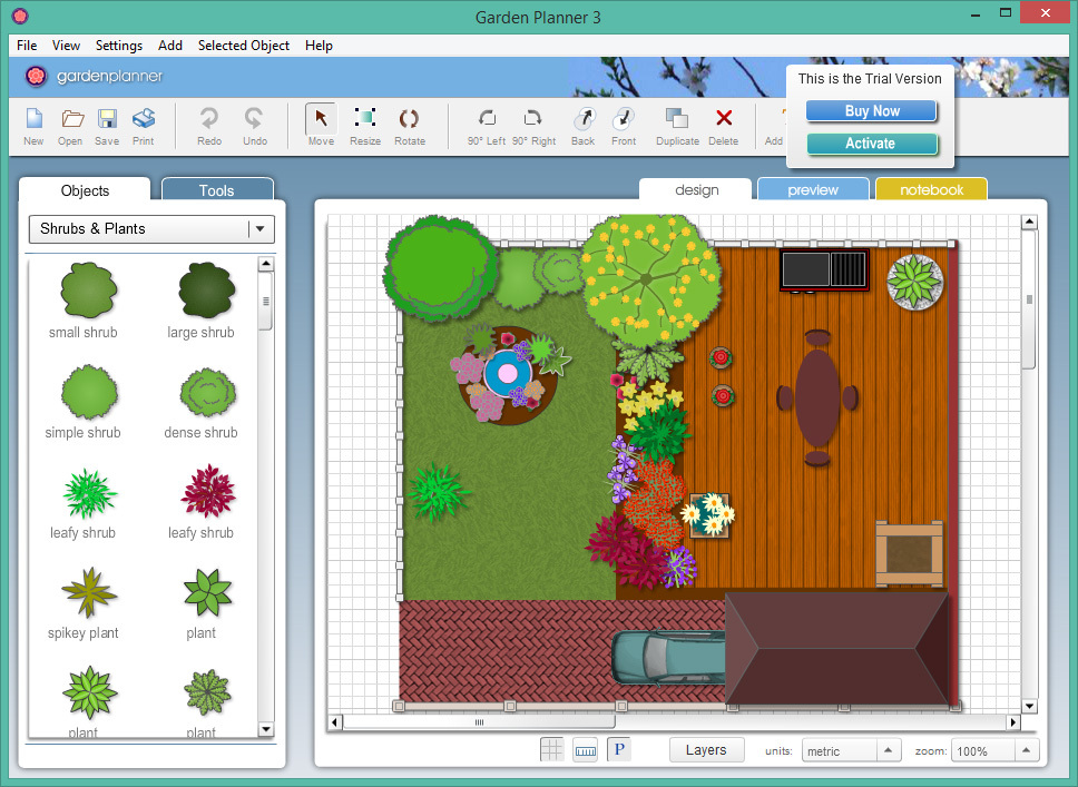 Garden Planner Download CHIP