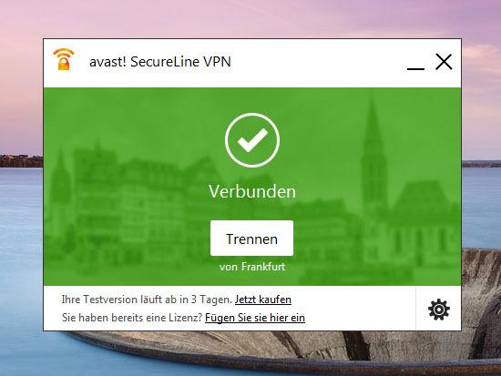 avast SecureLine VPN Download – kostenlos – CHIP