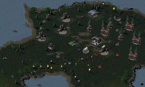 Command $ Conquer - The Dawn of the Tiberium Age