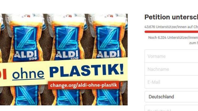 Beliebtestes Aldi-Produkt vor dem Aus? Über 40.000 Personen fordern Verkaufsstopp