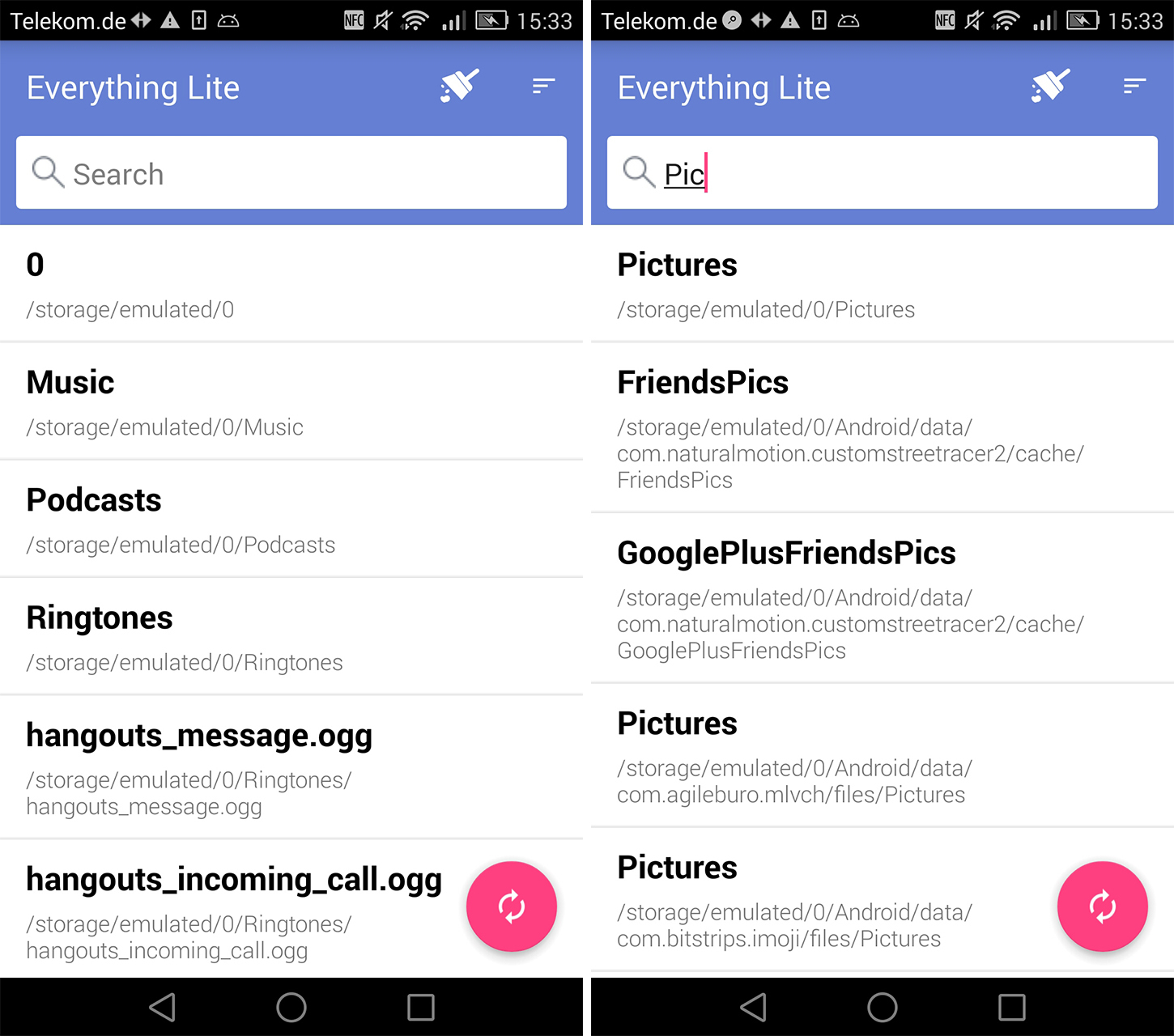 Search Everything Lite Android-App - Download - CHIP