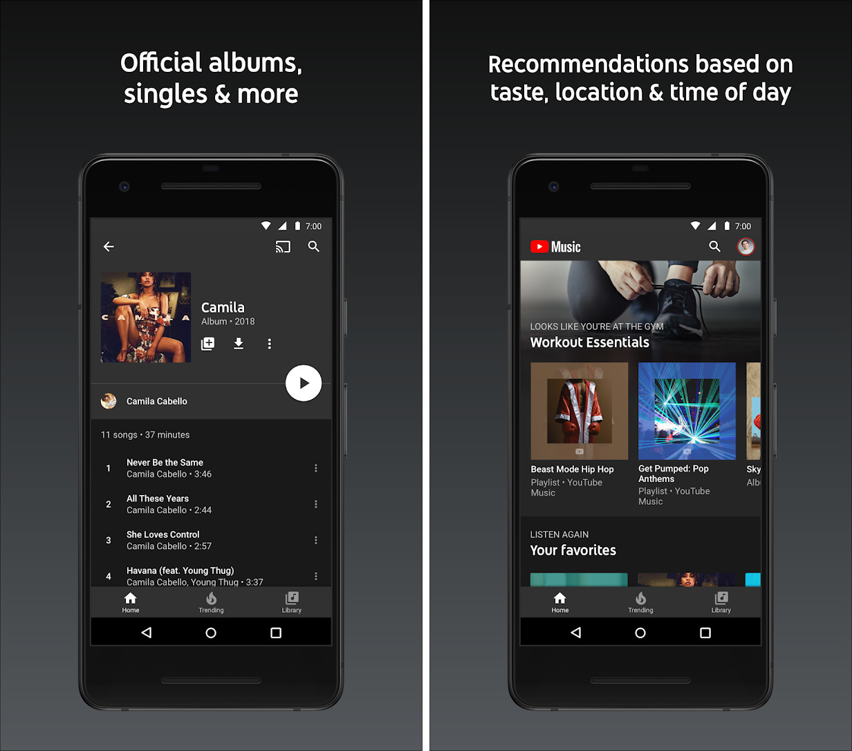 YouTube Music - Android App - Download - CHIP