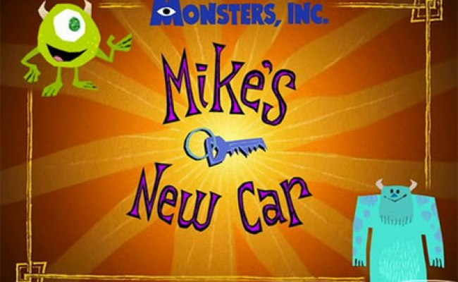 Pixar Short Film Collection Mike S New Car Chip And Co