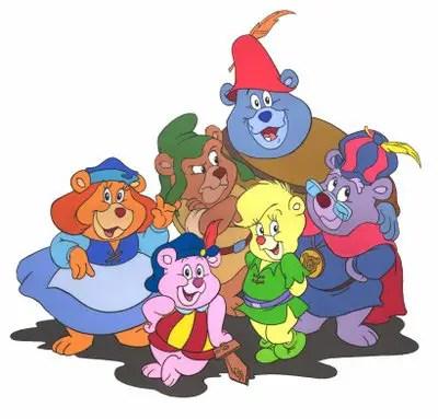 Whatever happened to..Disney's Adventures of the Gummi Bears? 1