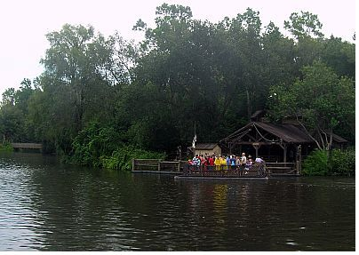 Disney off the Beaten Path: Tom Sawyer Island. 2