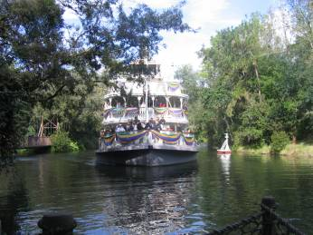 Disney off the Beaten Path: Tom Sawyer Island. 4