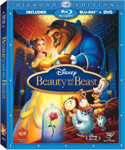 Special Features for Beauty & The Beast Bluray 1