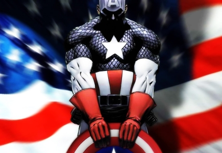 "Evil scientist joins Marvel's ""Captain America"" 1"