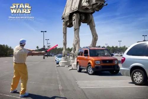 2010 Star Wars Weekends - Funny Advertising Photos 1