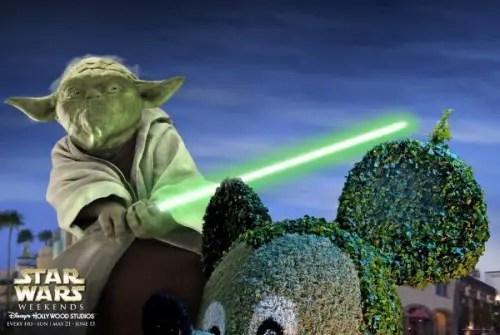 2010 Star Wars Weekends - Funny Advertising Photos 2