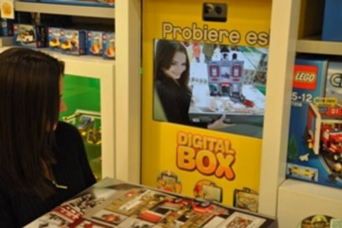 Featured at Disney - Lego Digital Boxes in 3D 1