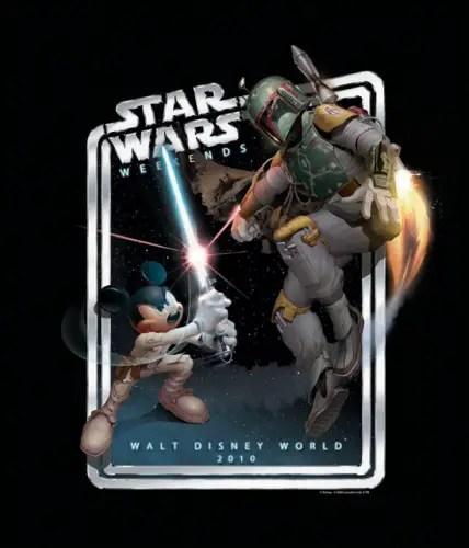 Star Wars Weekends 2010 Galactic Bounty 1