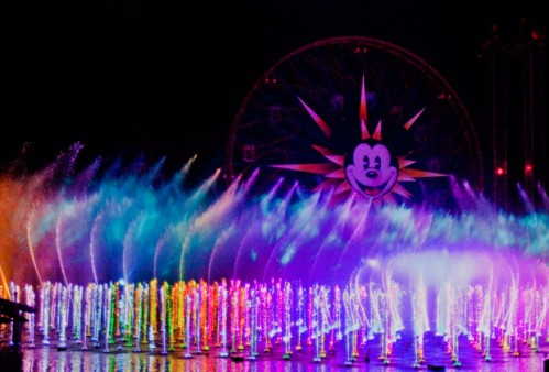 A World of Ways to Enjoy Disneyland's 'World of Color' 1