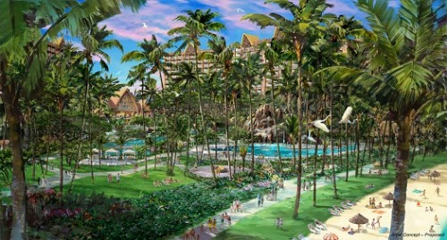 Disney Vacation Club Launches Sales for Aulani, First Resort in Hawaii 1
