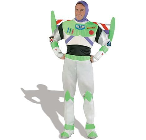 Toy Story 3 fan changes name to Buzz Lightyear