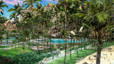 Hawaii resort Aulani may be key to Disney growth 1