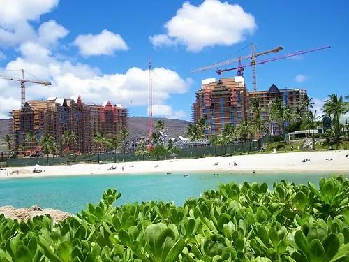 New Ko Olina Disney Vacation Club Aulani Resort Update 5