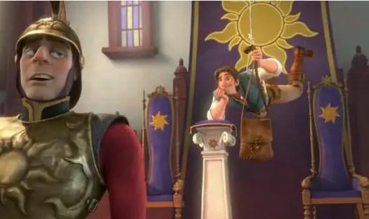 New Official Trailer for Disney's Tangled 1