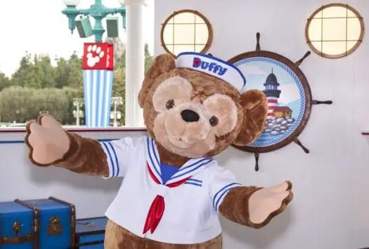 Duffy the Disney Bear Debuts at Disney California Adventure Park 1