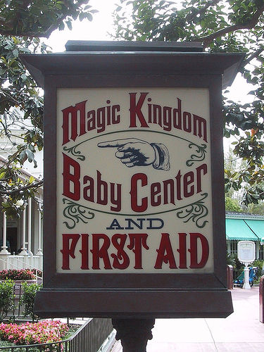 Magic Kingdom First Aid Center To Close For Refurbishment Beginning January 9th 1
