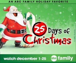 Video: ABC Family 25 Days of Christmas Event 1