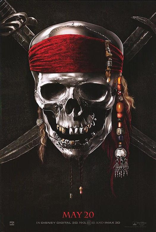 Exclusive: Pirates of the Caribbean 4 Trailer 1