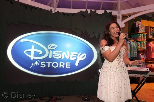 Disney Store Times Square Grand Opening Video 1