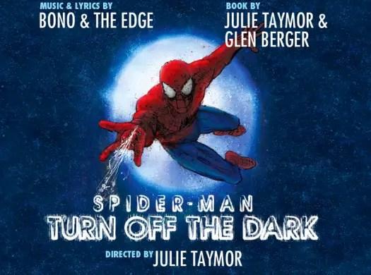 """""""SPIDER-MAN Turn Off The Dark"""" Delays Opening 1"""