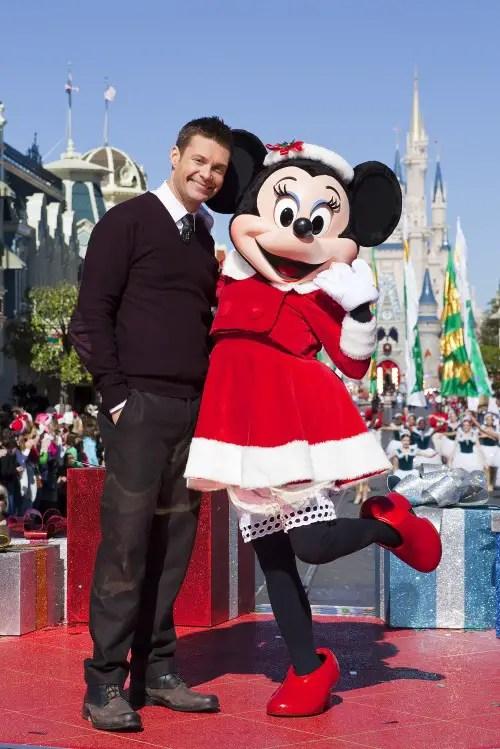 Photo: Ryan Seacrest stars in 2010 Disney Parks Christmas Day Parade 1