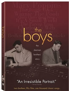 DVD Review: The Boys, The Sherman Brothers' Story 1
