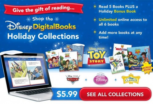 A Great Gift Idea from Disney Digital Books 1