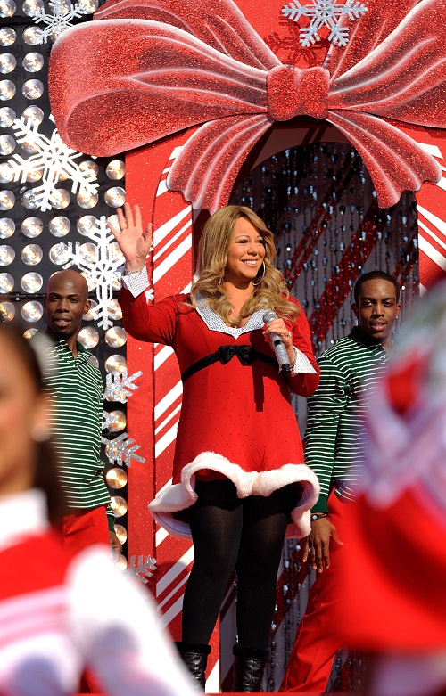 Merry Christmas from Mariah Carey 1