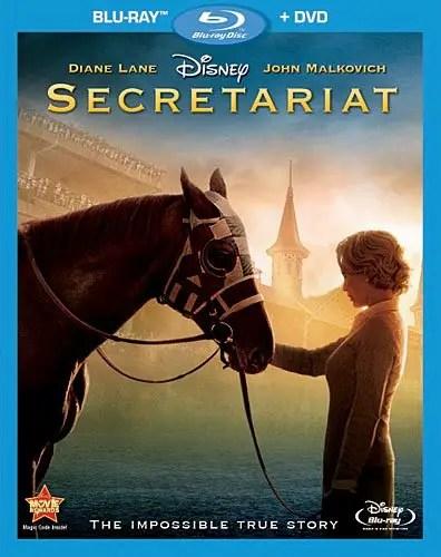 Review: Disney's Secretariat on Bluray 1