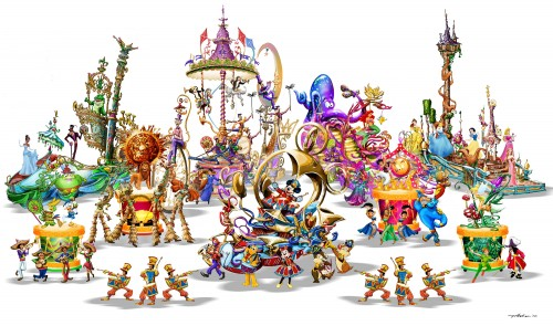 News and Events Coming to Disney Summer of 2011 1