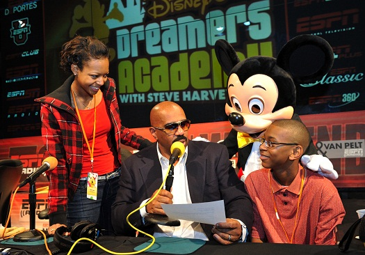 Three Central Florida Teens Set to Join 2011 Disney's Dreamers Academy 1